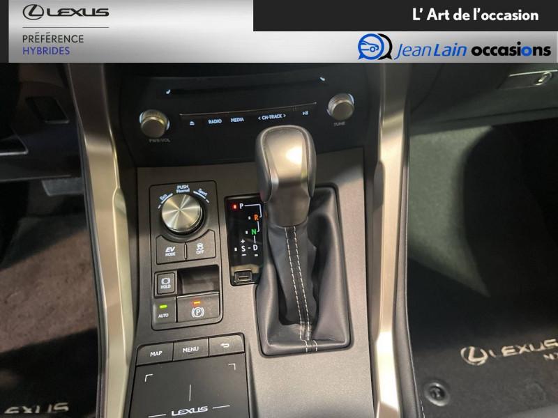Lexus NX NX 300h 2WD Sport Edition 5p Gris occasion à Meythet - photo n°13