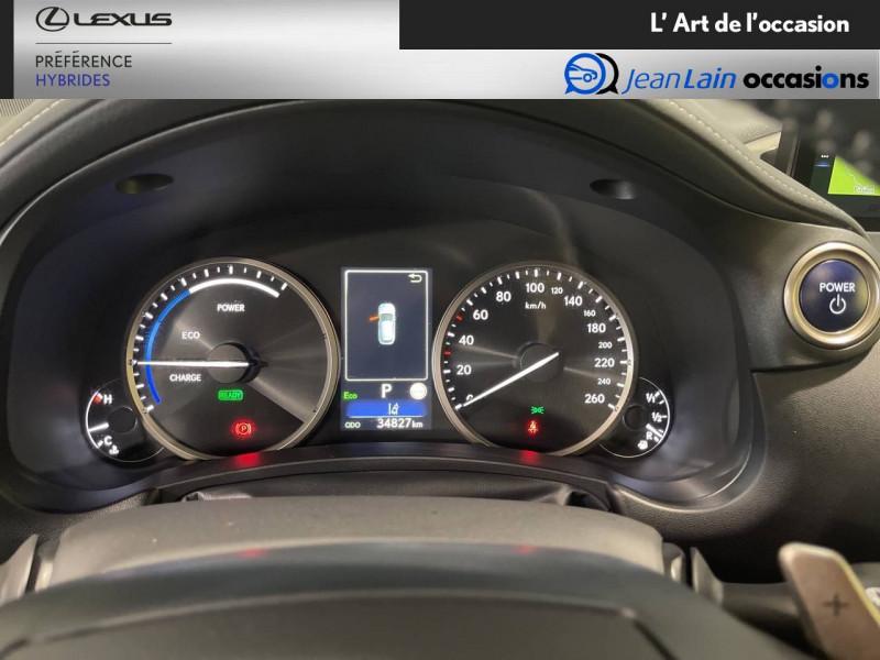 Lexus NX NX 300h 2WD Sport Edition 5p Gris occasion à Meythet - photo n°15