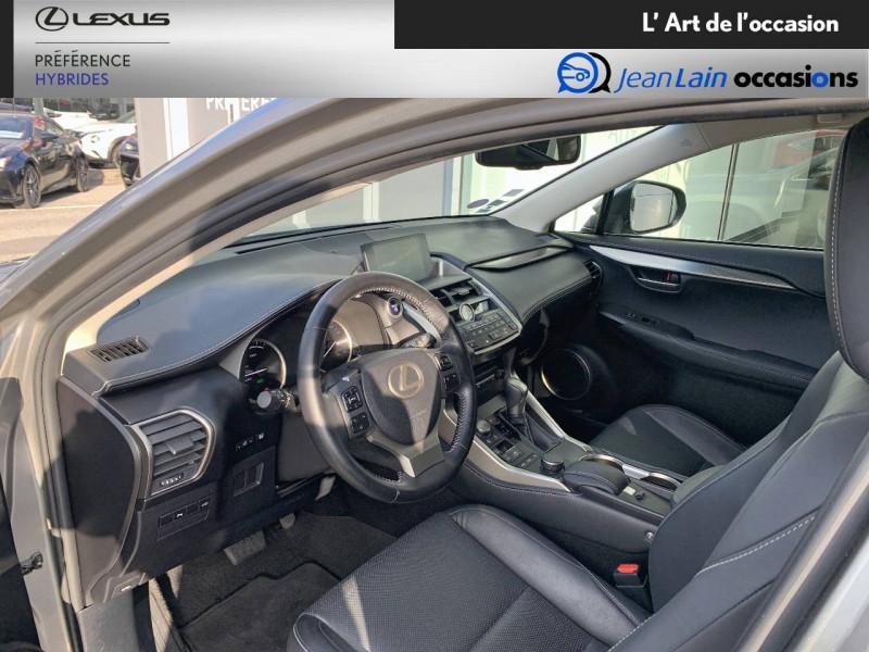 Lexus NX NX 300h 4WD E-CVT Luxe 5p Gris occasion à Seyssinet-Pariset - photo n°11