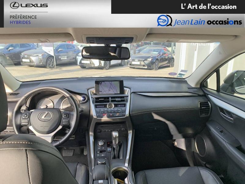 Lexus NX NX 300h 4WD E-CVT Luxe 5p Gris occasion à Seyssinet-Pariset - photo n°18