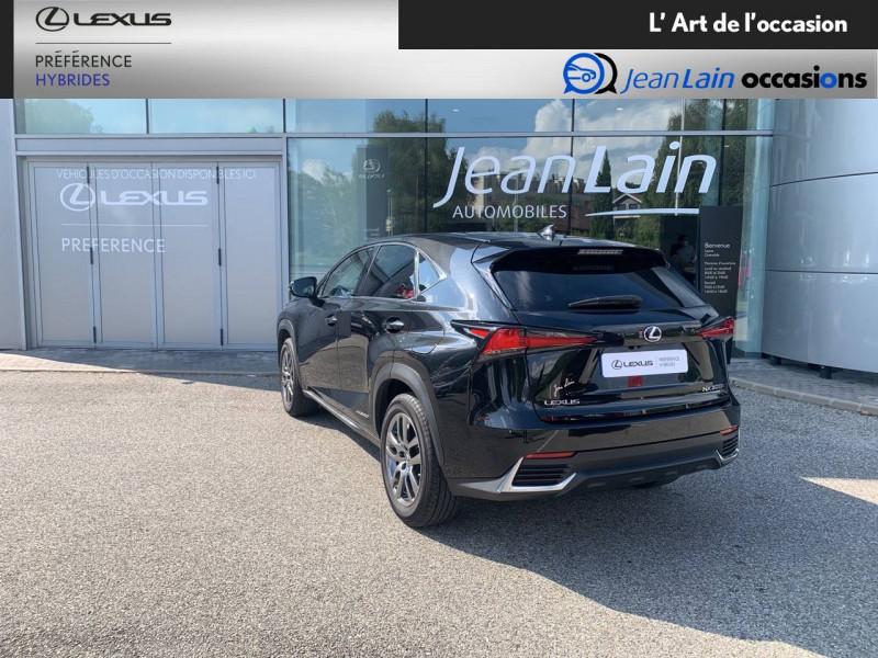 Lexus NX NX 300h 4WD Luxe 5p Noir occasion à Seyssinet-Pariset - photo n°7