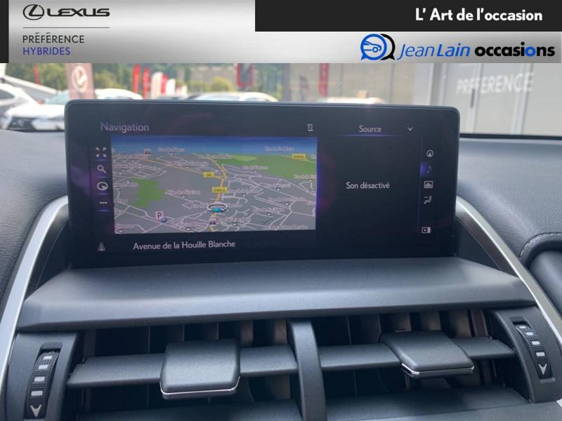 Lexus NX NX 300h 4WD Luxe 5p Noir occasion à Seyssinet-Pariset - photo n°15