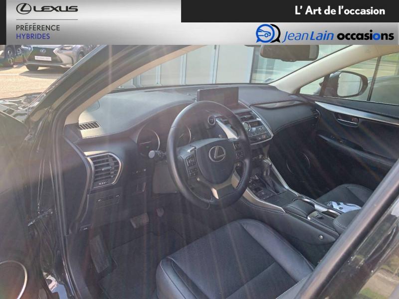 Lexus NX NX 300h 4WD Luxe 5p Noir occasion à Seyssinet-Pariset - photo n°11