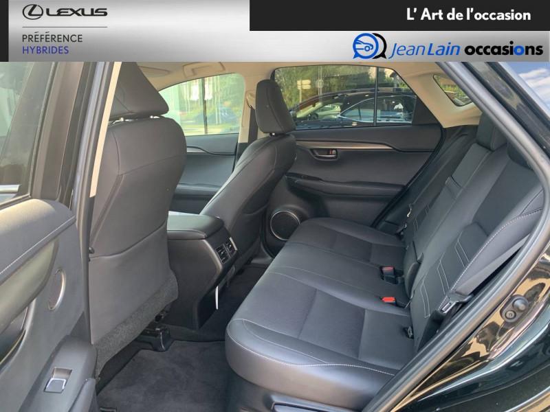 Lexus NX NX 300h 4WD Luxe 5p Noir occasion à Seyssinet-Pariset - photo n°17