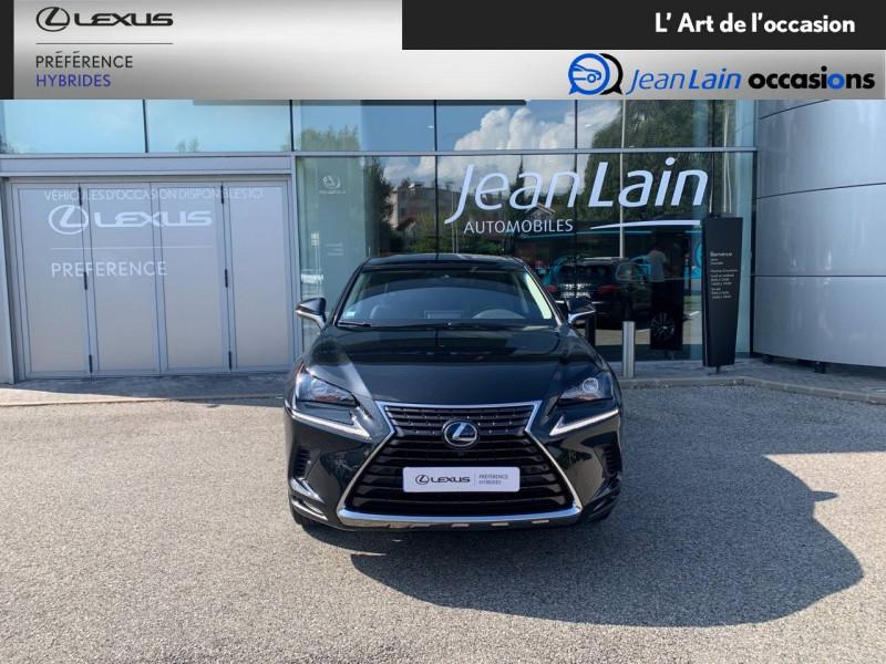 Lexus NX NX 300h 4WD Luxe 5p Noir occasion à Seyssinet-Pariset - photo n°2