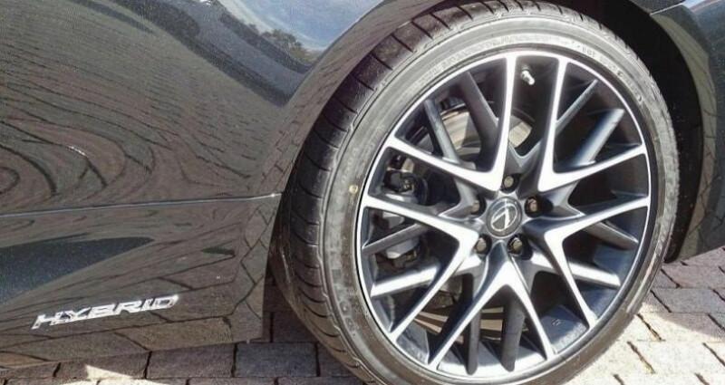 Lexus RC 300h Black Edition Noir occasion à Montévrain