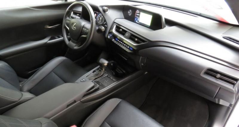 Lexus UX 2.0 250H 4WD Premium Gris occasion à Tours - photo n°3