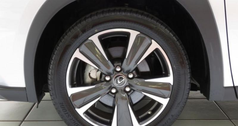 Lexus UX 2.0 250H 4WD Premium Gris occasion à Tours - photo n°5