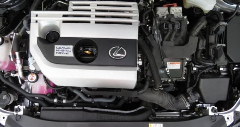 Lexus UX 2.0 250H 4WD Premium Gris occasion à Tours - photo n°4