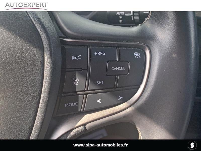 Lexus UX 250h 4WD Luxe MY19 Gris occasion à Villenave-d'Ornon - photo n°17