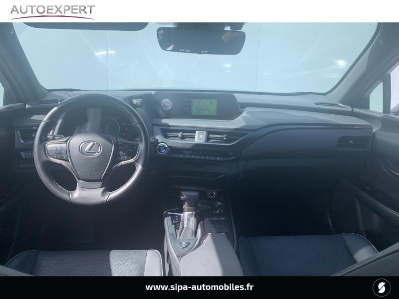 Lexus UX 250h 4WD Luxe MY19 Gris occasion à Villenave-d'Ornon - photo n°3