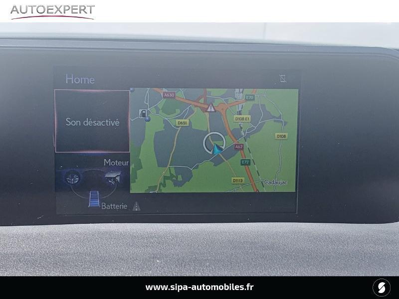 Lexus UX 250h 4WD Luxe MY19 Gris occasion à Villenave-d'Ornon - photo n°5