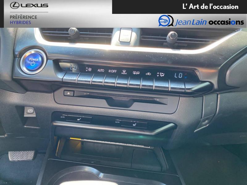 Lexus UX UX 250h 4WD Luxe 5p Gris occasion à Meythet - photo n°14