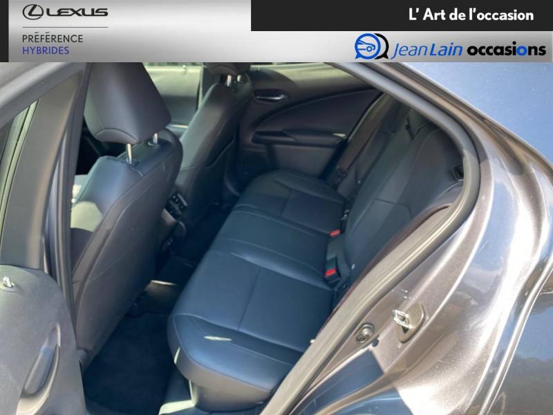 Lexus UX UX 250h 4WD Luxe 5p Gris occasion à Meythet - photo n°17