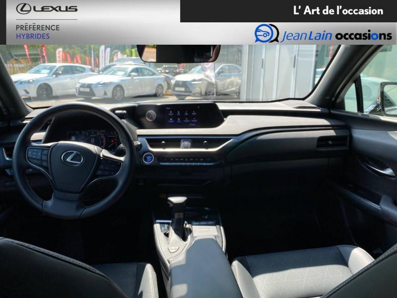 Lexus UX UX 250h 4WD Luxe 5p Gris occasion à Meythet - photo n°18