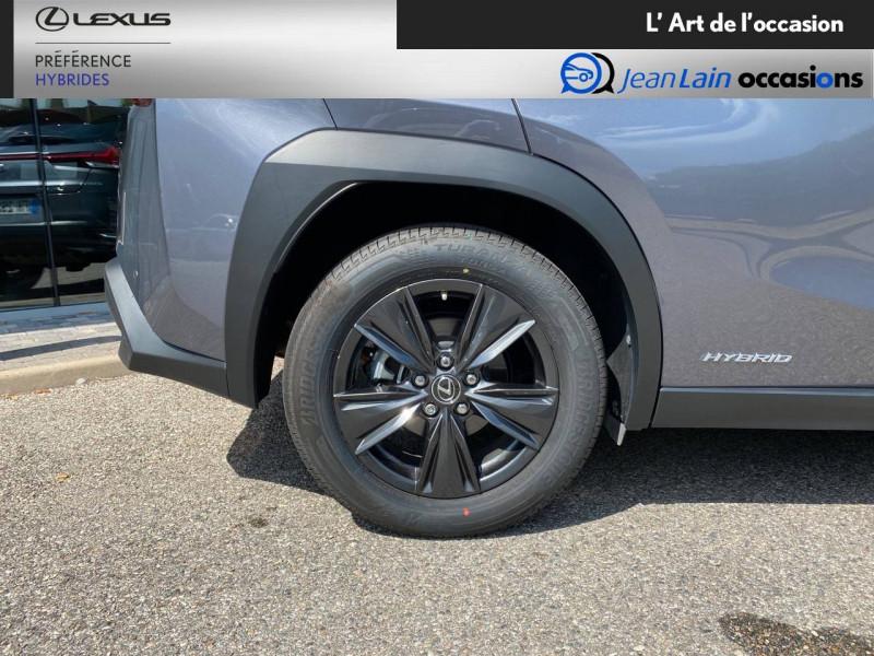 Lexus UX UX 250h 4WD Luxe 5p Gris occasion à Meythet - photo n°9