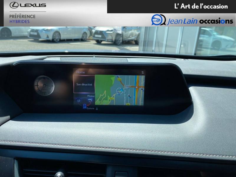 Lexus UX UX 250h 4WD Luxe 5p Gris occasion à Meythet - photo n°15