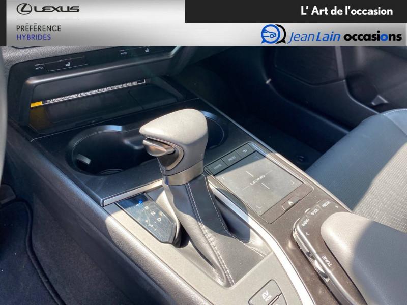 Lexus UX UX 250h 4WD Luxe 5p Gris occasion à Meythet - photo n°13