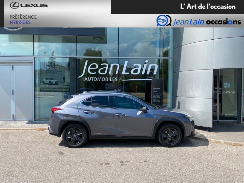 Lexus UX UX 250h 4WD Luxe 5p Gris occasion à Meythet - photo n°4