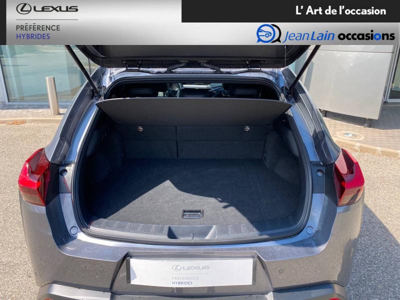 Lexus UX UX 250h 4WD Luxe 5p Gris occasion à Meythet - photo n°10