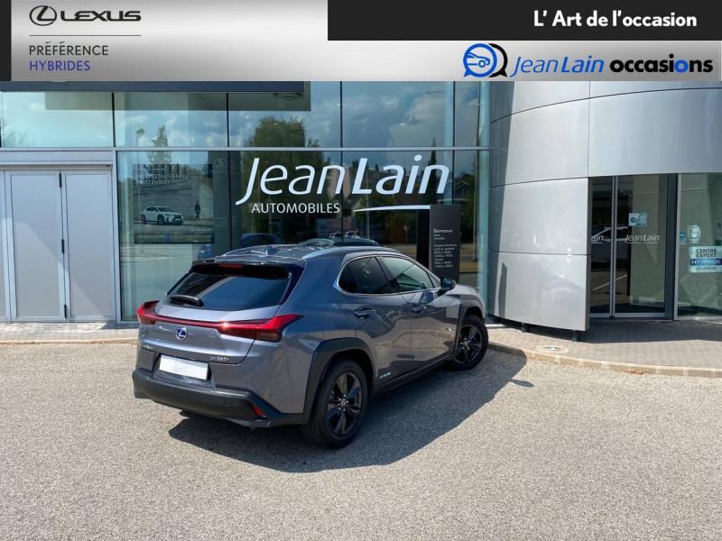 Lexus UX UX 250h 4WD Luxe 5p Gris occasion à Meythet - photo n°5