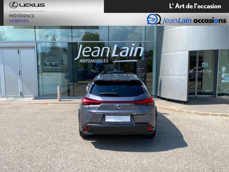 Lexus UX UX 250h 4WD Luxe 5p Gris occasion à Meythet - photo n°6