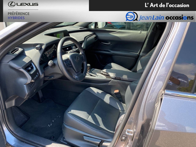 Lexus UX UX 250h 4WD Luxe 5p Gris occasion à Meythet - photo n°11