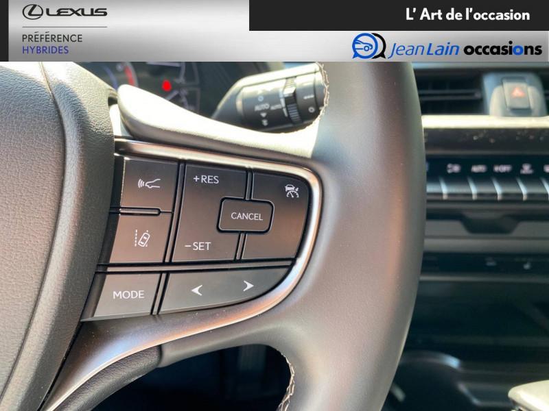 Lexus UX UX 250h 4WD Luxe 5p Gris occasion à Meythet - photo n°12