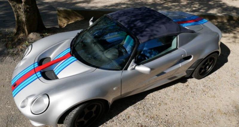 Lotus Elise ELISE MMC Mk1 Gris occasion à SAINT LAURENT DU VAR - photo n°2