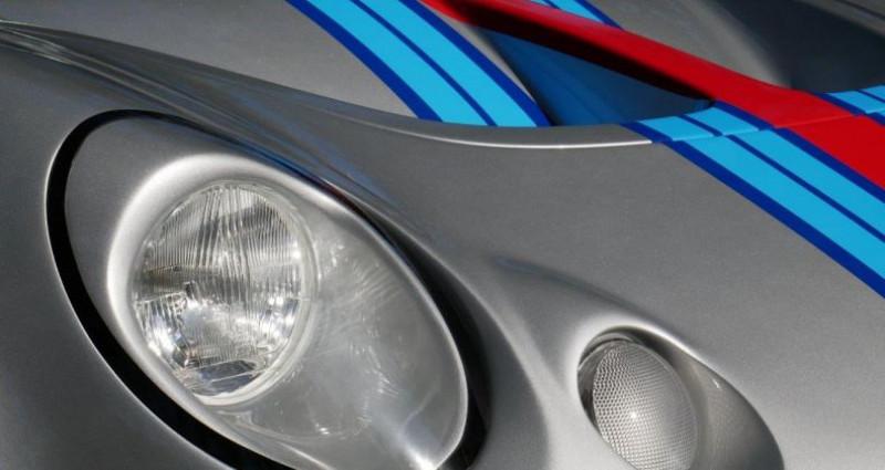 Lotus Elise ELISE MMC Mk1 Gris occasion à SAINT LAURENT DU VAR - photo n°4