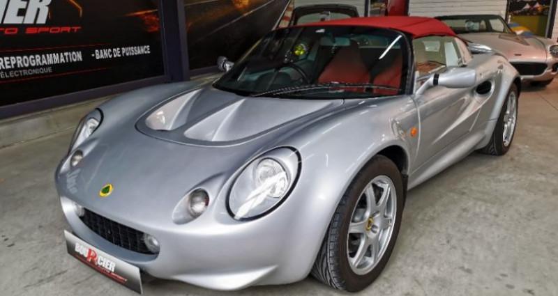 Lotus Elise S1 111S Gris occasion à Saint-barthélemy-d'anjou - photo n°7