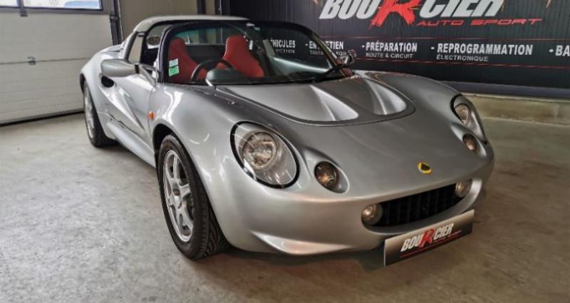 Lotus Elise S1 111S Gris occasion à Saint-barthélemy-d'anjou