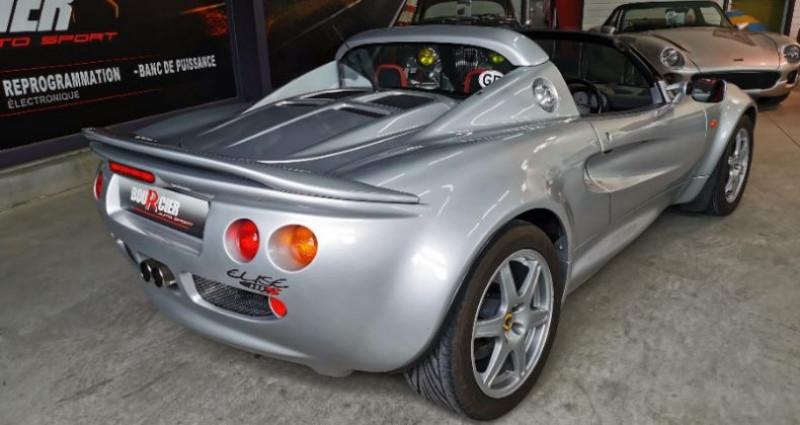 Lotus Elise S1 111S Gris occasion à Saint-barthélemy-d'anjou - photo n°4