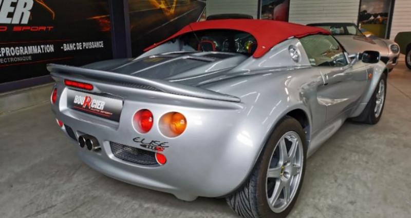 Lotus Elise S1 111S Gris occasion à Saint-barthélemy-d'anjou - photo n°5