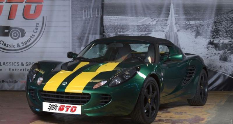 Lotus Elise s2 lhd type 25 Vert occasion à PERIGNY