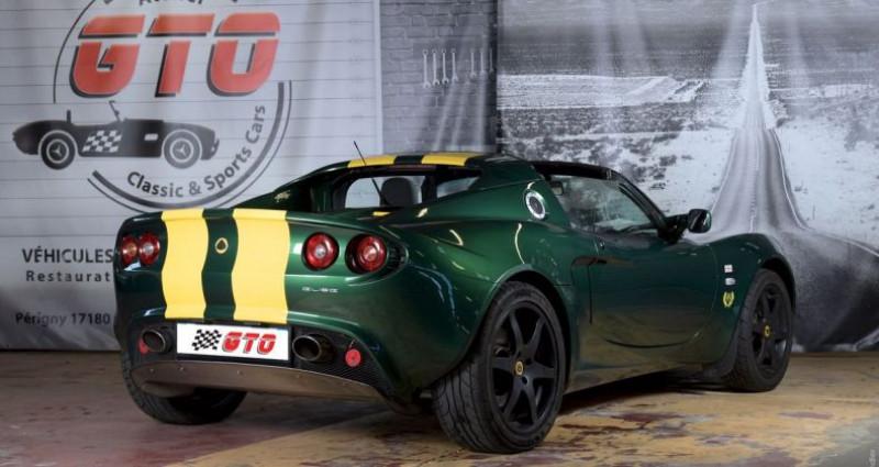 Lotus Elise s2 lhd type 25 Vert occasion à PERIGNY - photo n°4