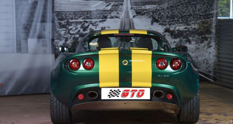 Lotus Elise s2 lhd type 25 Vert occasion à PERIGNY - photo n°3