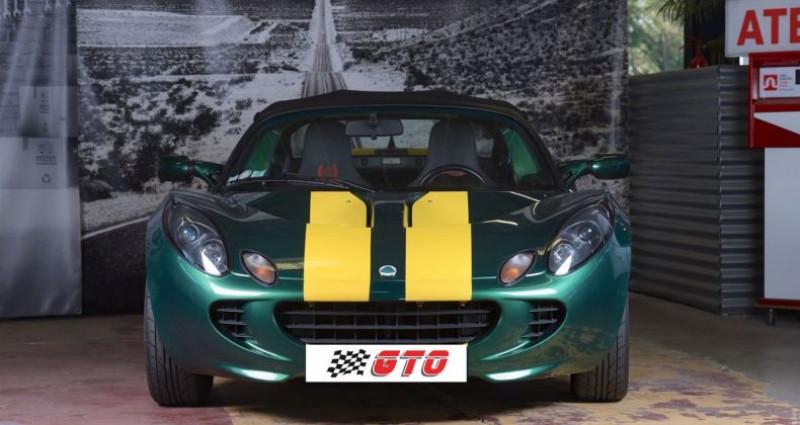 Lotus Elise s2 lhd type 25 Vert occasion à PERIGNY - photo n°2