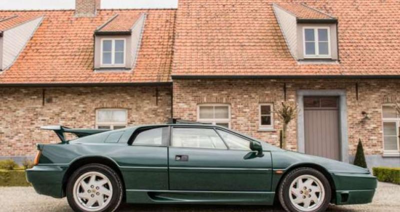 Lotus Esprit TYPE 82 - TURBO SE - MANUAL - PANO OPEN ROOF Vert occasion à IZEGEM - photo n°3