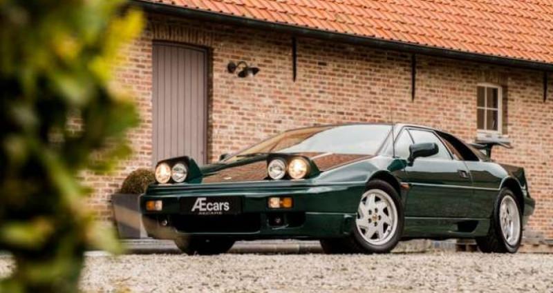 Lotus Esprit TYPE 82 - TURBO SE - MANUAL - PANO OPEN ROOF Vert occasion à IZEGEM - photo n°4