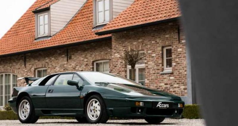 Lotus Esprit TYPE 82 - TURBO SE - MANUAL - PANO OPEN ROOF Vert occasion à IZEGEM - photo n°6
