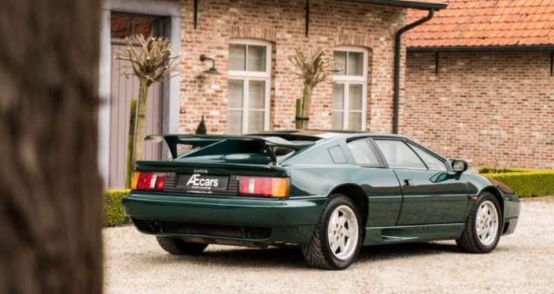 Lotus Esprit TYPE 82 - TURBO SE - MANUAL - PANO OPEN ROOF Vert occasion à IZEGEM - photo n°7