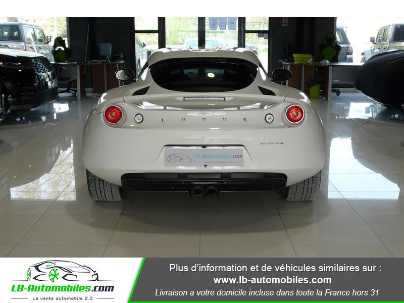 Lotus Evora 3.5 V6 280 2+2 Blanc occasion à Beaupuy - photo n°13