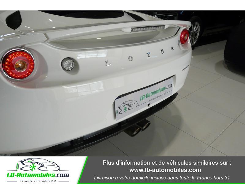 Lotus Evora 3.5 V6 280 2+2 Blanc occasion à Beaupuy - photo n°19