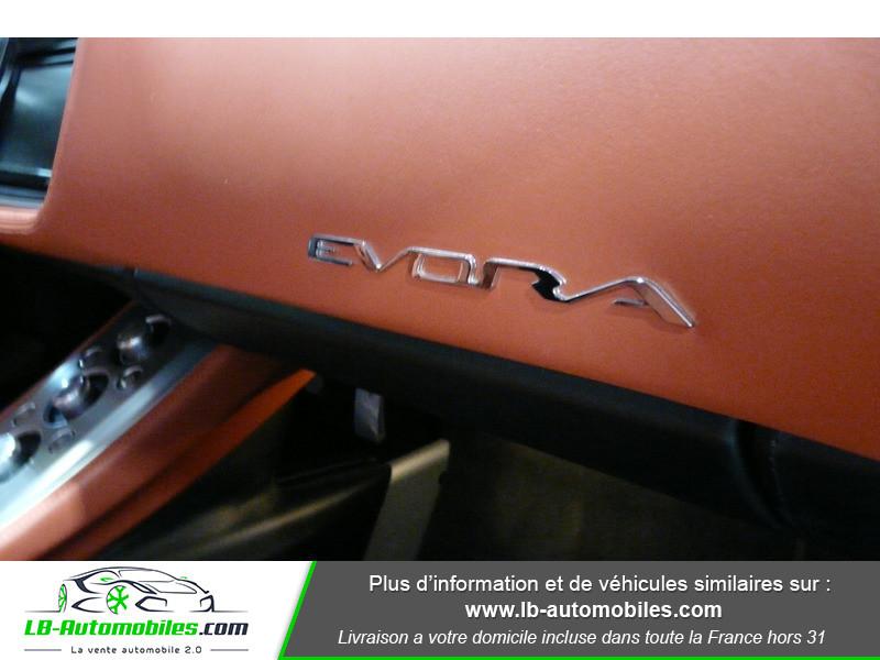 Lotus Evora 3.5 V6 280 2+2 Blanc occasion à Beaupuy - photo n°9