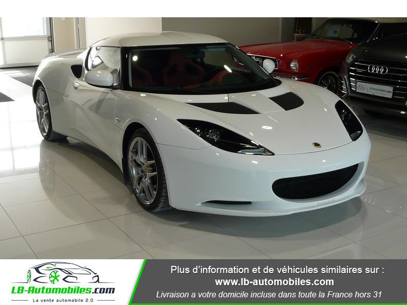 Lotus Evora 3.5 V6 280 2+2 Blanc occasion à Beaupuy - photo n°12