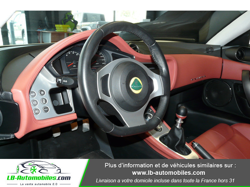 Lotus Evora 3.5 V6 280 2+2 Blanc occasion à Beaupuy - photo n°2