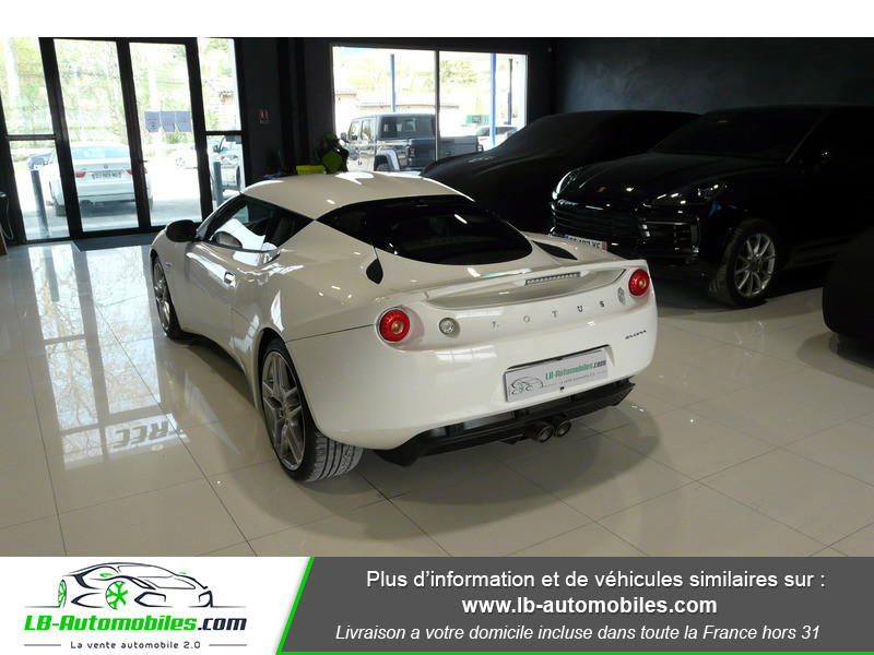 Lotus Evora 3.5 V6 280 2+2 Blanc occasion à Beaupuy - photo n°14