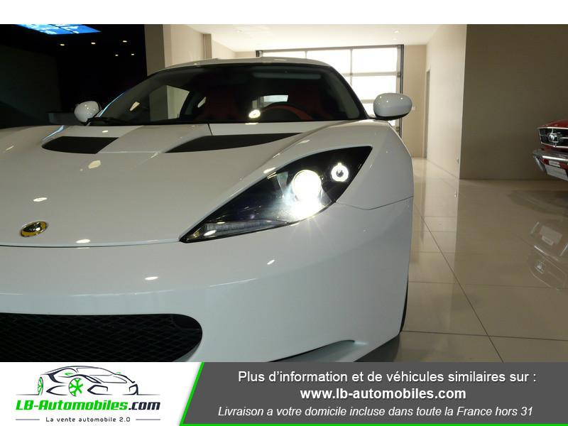 Lotus Evora 3.5 V6 280 2+2 Blanc occasion à Beaupuy - photo n°18