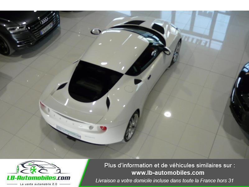 Lotus Evora 3.5 V6 280 2+2 Blanc occasion à Beaupuy - photo n°16